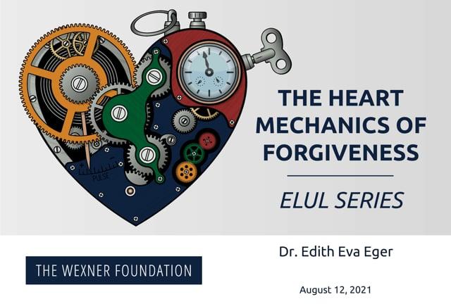 The Heart Mechanics of Forgiveness #1