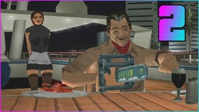 The Vice City Chainsaw Massacre! - GTA Vice City Ep.2