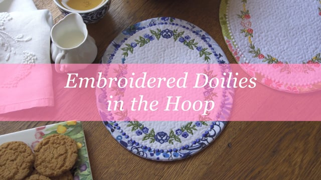 Dainty Doilies How-to!