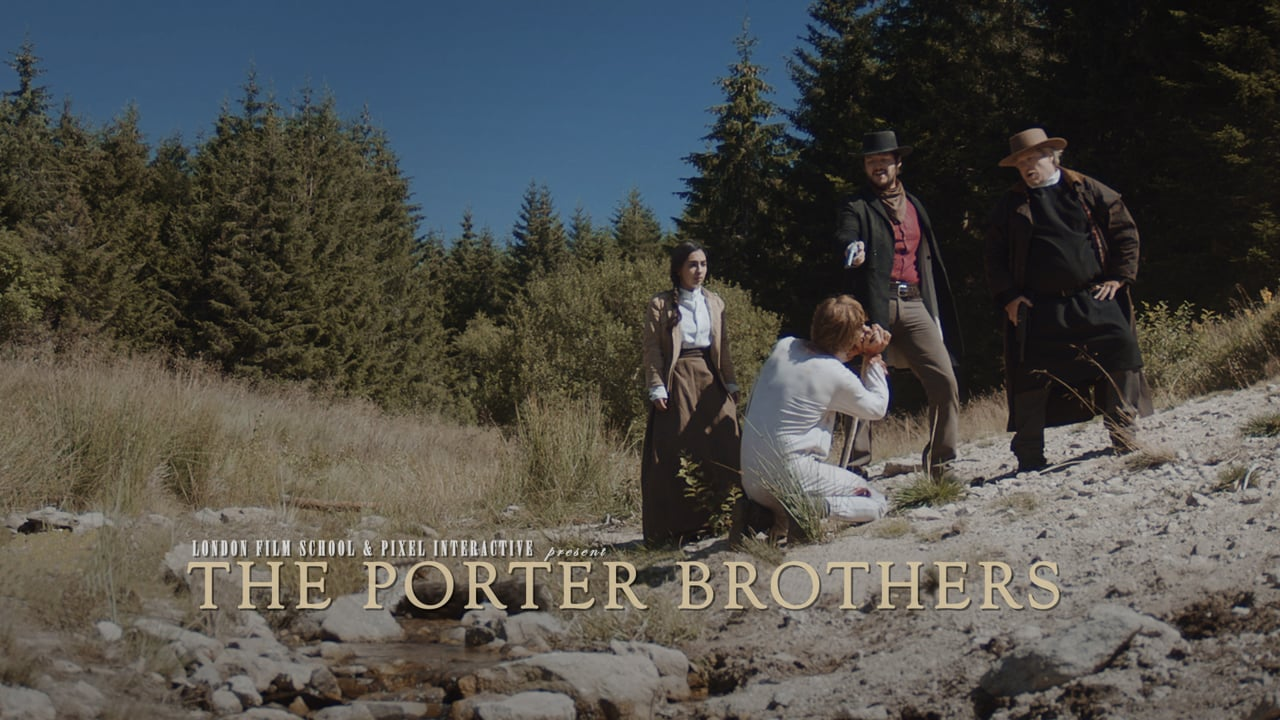 The Porter Brothers - trailer