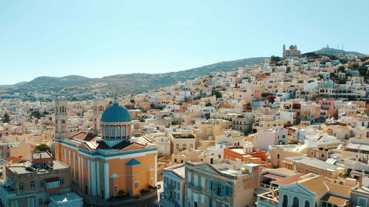 Syros: Welcome home