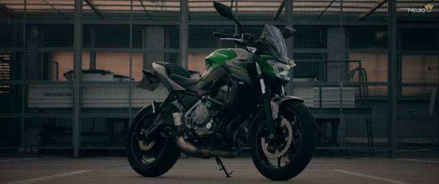 Kawasaki Z650 MY2019