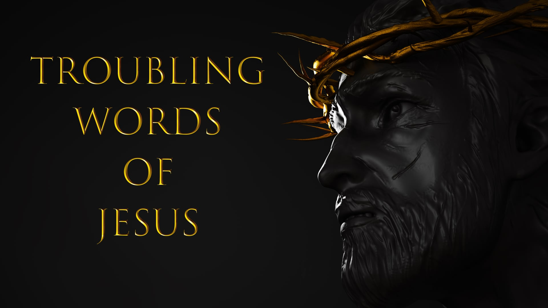 """Sunday August 15, 2021 Online Worship """"Troubling Words of Jesus"""""""