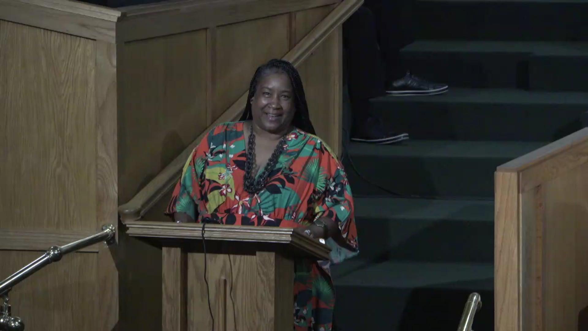 Mt Zion return to indoor worship       Aug 15, 2021
