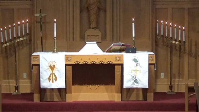 Sunday Worship Service August 15 2021