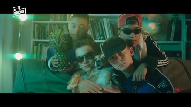 2019 » Neo Magazin Royale: Young Böhmermann Folge 187: Neue Freunde (ZDFneo)