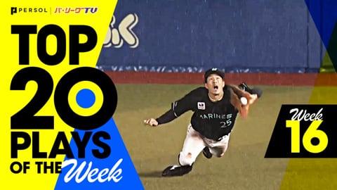 【2021】TOP 20 PLAYS OF THE Week #16(8/13〜8/15)先週の試合から20のベストプレーを配信!!