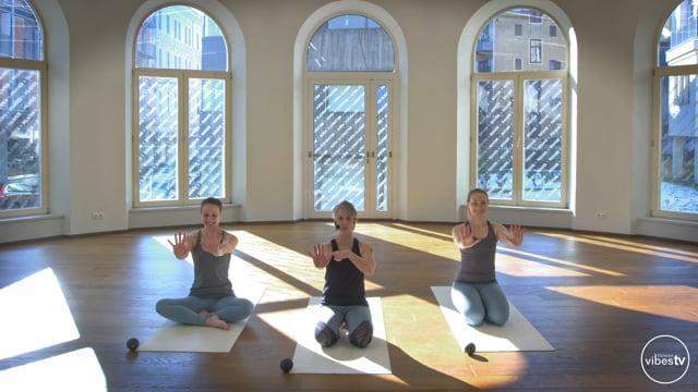 Pilates #32 Wrist Care