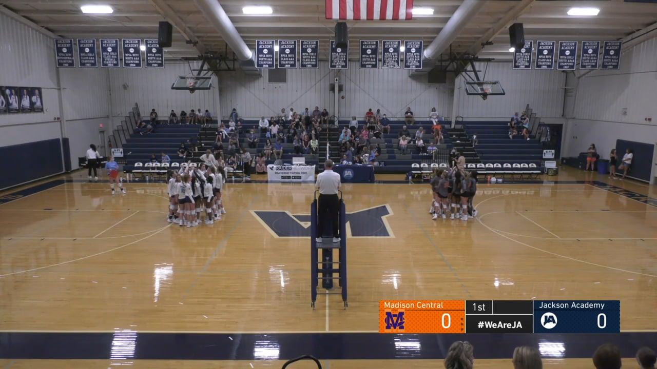 JV Volleyball vs Madison Central - 08-12-21
