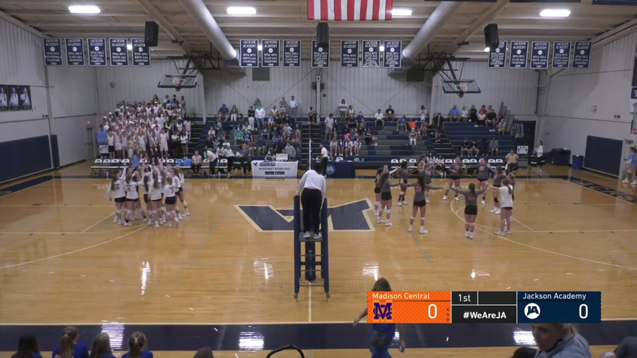 Varsity Volleyball vs Madison Central - 08-12-21