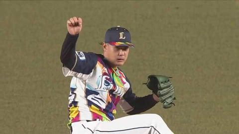 【7回裏】ライオンズ・高橋光成 7回5奪三振2失点の好投!! 2021/8/17 M-L