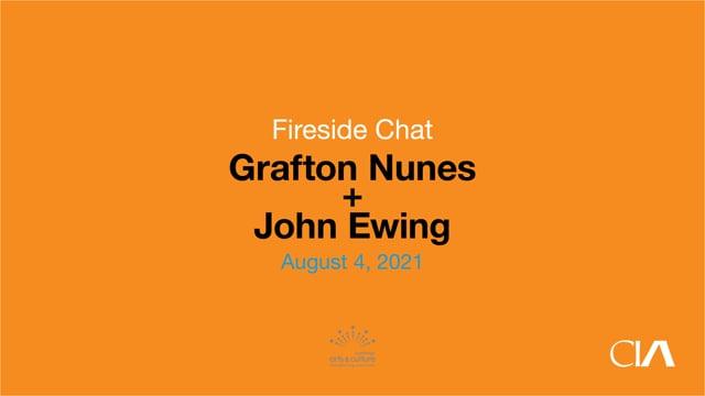 Fireside Chat: Grafton Nunes John Ewing