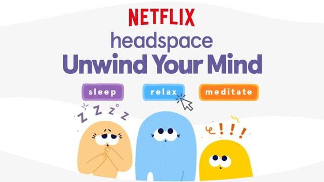 Headspace Unwind Your Mind