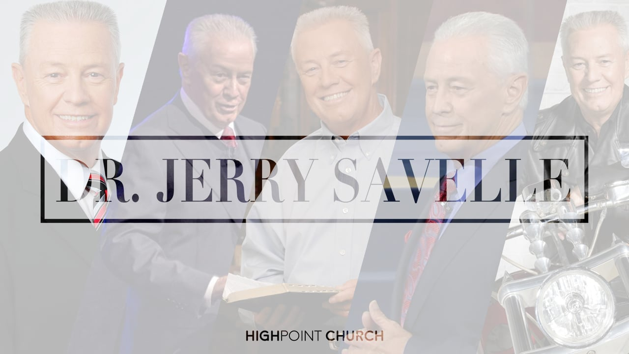 Dr. Jerry Savelle Part 2