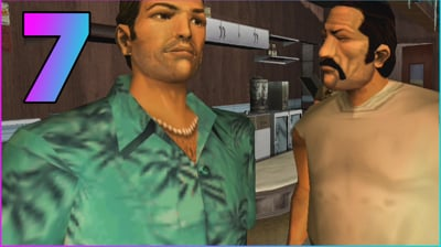 The Meanest Cuban Ever! - GTA Vice City Ep.7