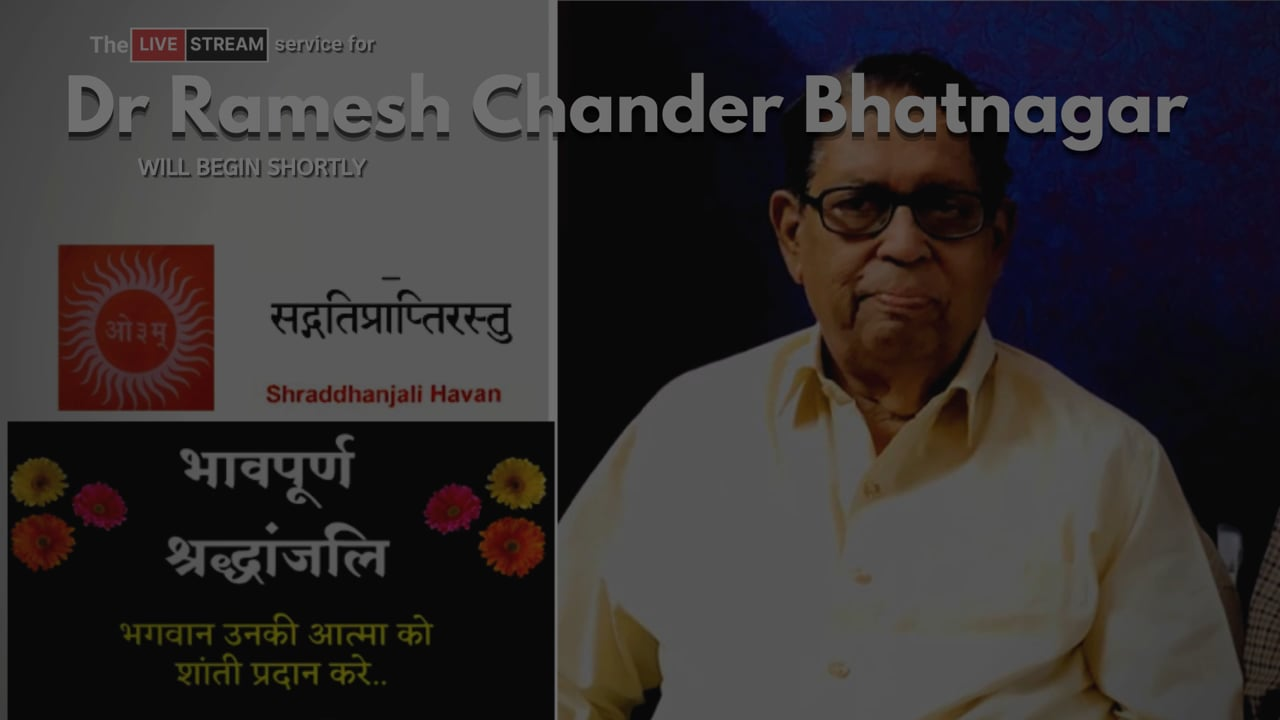 Dr BHATNAGAR SERVICE AUG 14
