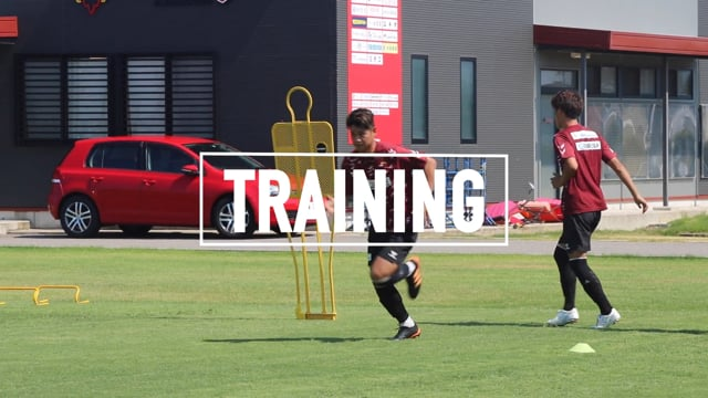 TRAINING - the week of the August 16th -