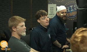 Watch it HERE! HIS Morning Crew has a Spa Day!