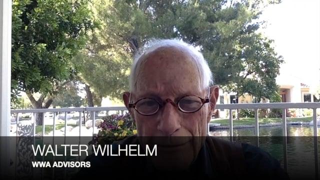 Walter Wilhelm, WWA Advisors