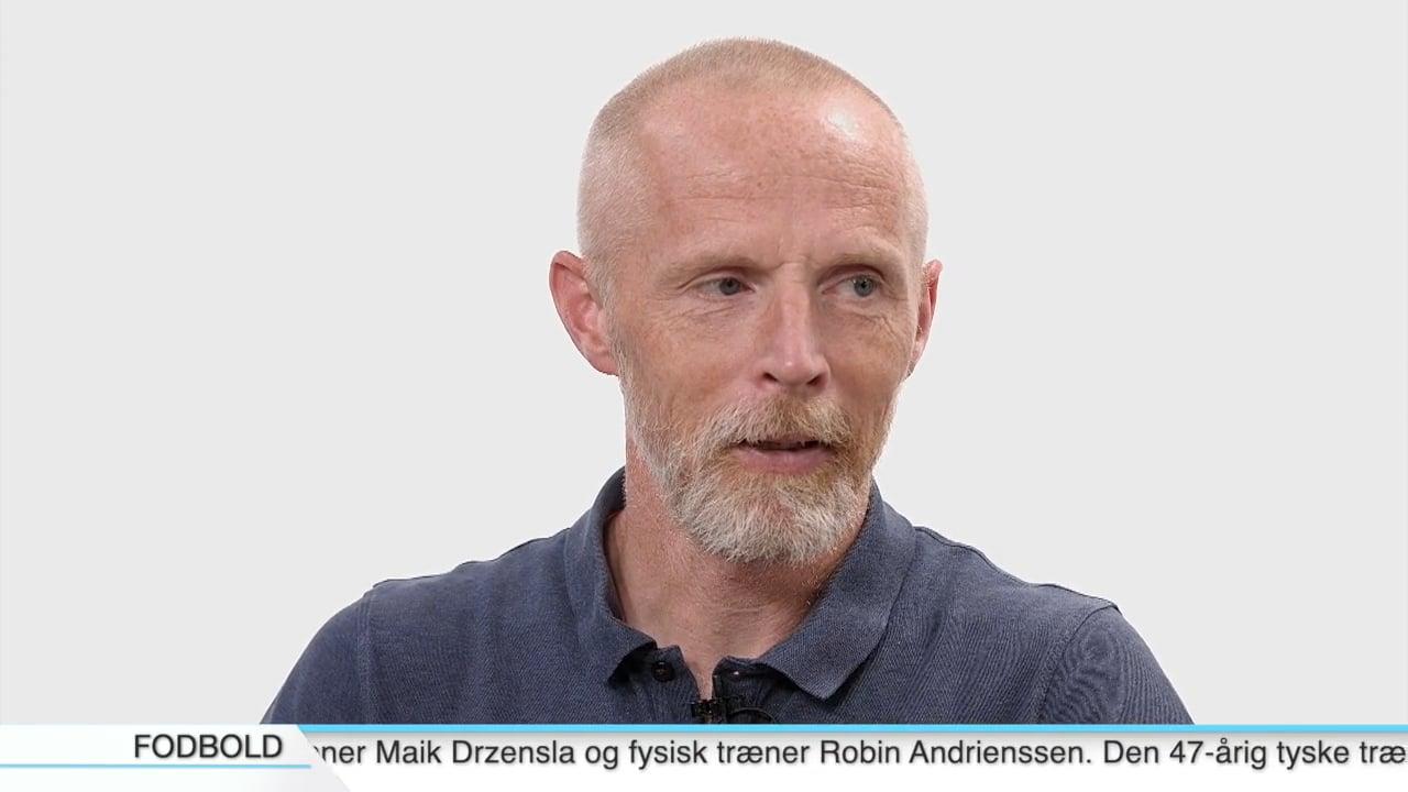 Morten Basse Pedersen, Sekretær, Esbjerg Atletik & Motion