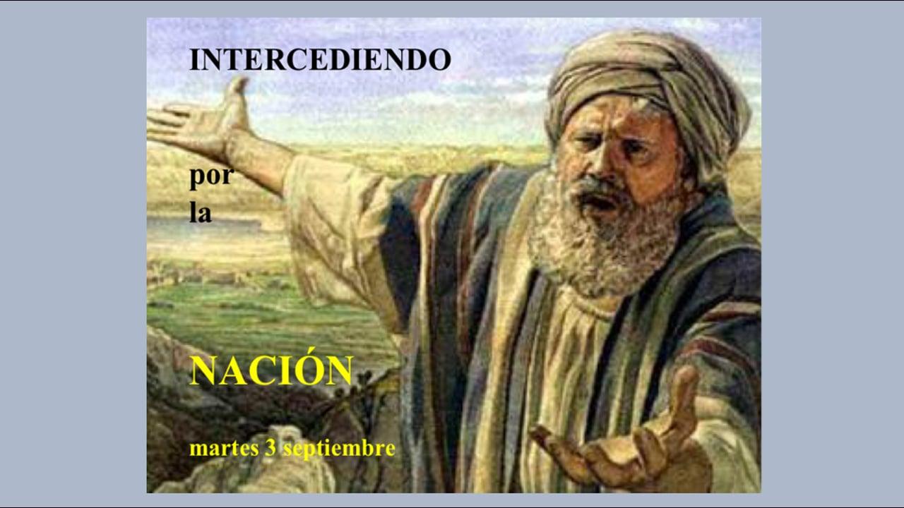 TV Reflexión en Red 190903 Intercediendo Por La Nación