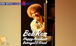 A documentary on Bob Ross MAY be more exciting than you think!