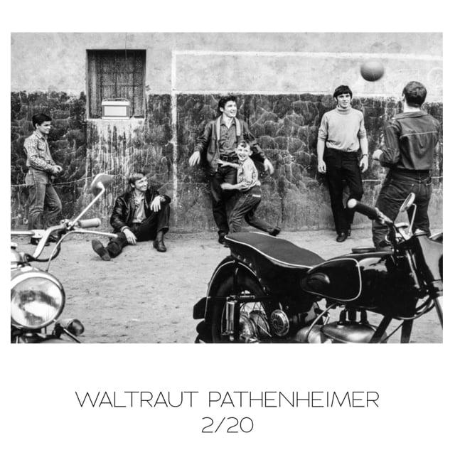 DEFA Still Photographer Waltraut Pathenheimer — DEFA Summer Gallery 2021