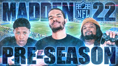 The First Madden 22 Beef Stream!
