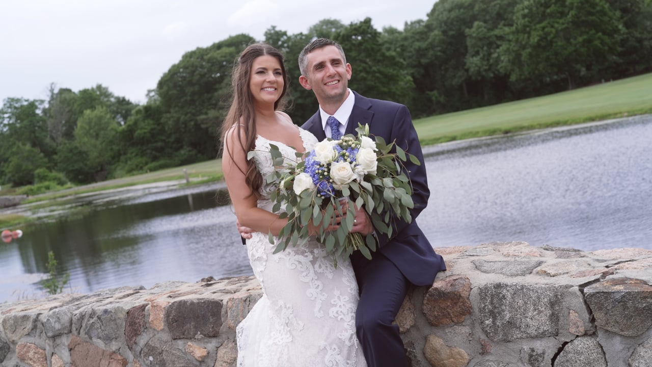 Colleen + Vinny Recap - Ferncroft Country Club - Middleton, MA