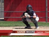AARON MOORE - CATCHING