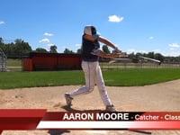 AARON MOORE - HITTING