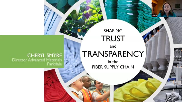 Trust & Transparency in the Fiber Supply Chain