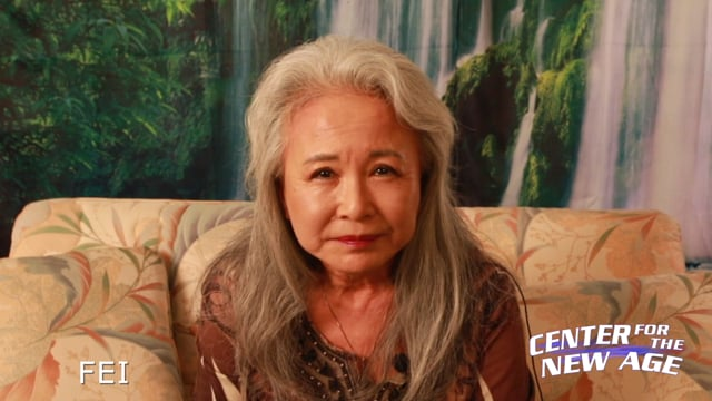 Introducing Psychic Reader Fei at Center for the New Age - Sedona, AZ