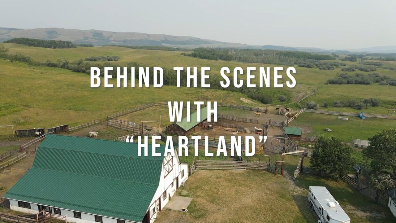 Heartland Insiders BTS