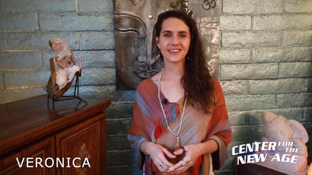 Introducing Psychic Reader Veronica at Center for the New Age - Sedona, AZ
