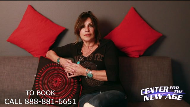Introducing Psychic Reader Elizabeth at Center for the New Age - Sedona, AZ