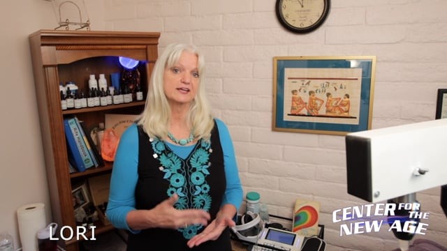 Introducing Psychic Reader Lori at Center for the New Age - Sedona, AZ