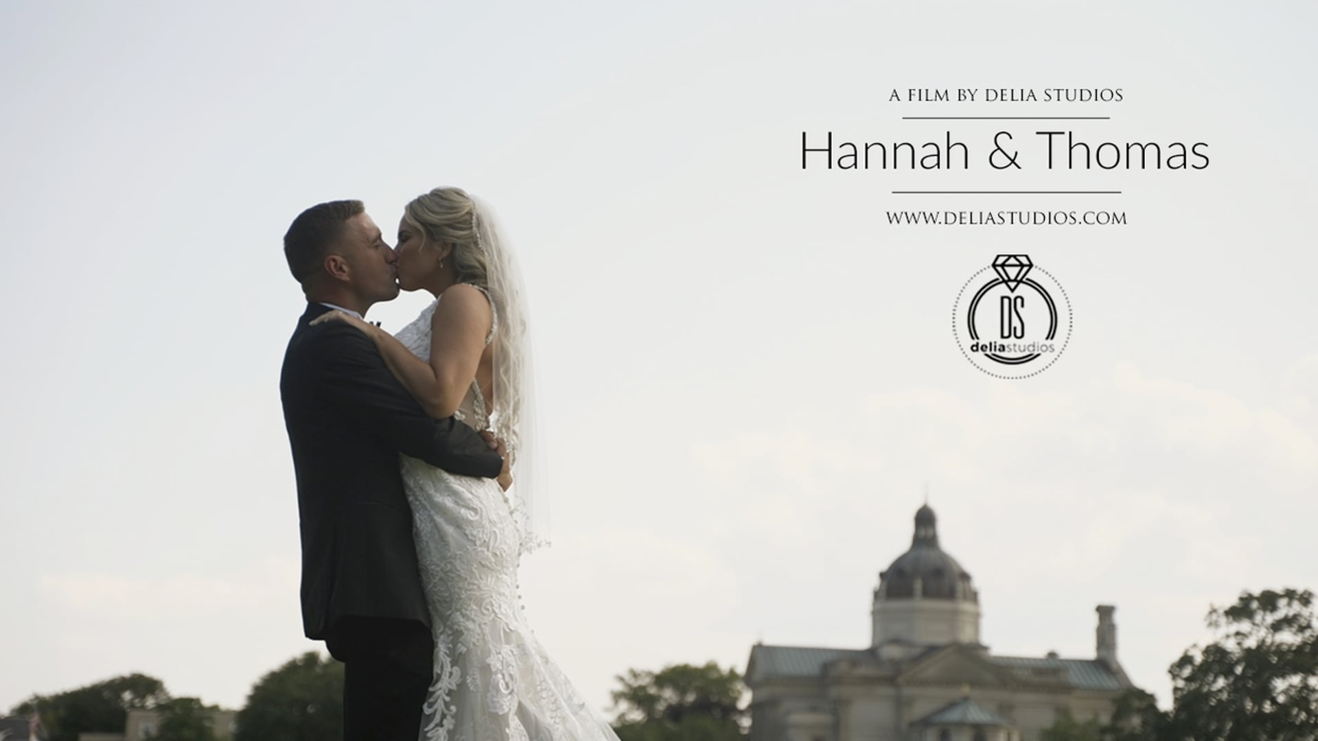 Hannah & Thomas :: The Mill Lakeside Manor :: Wedding Highlights