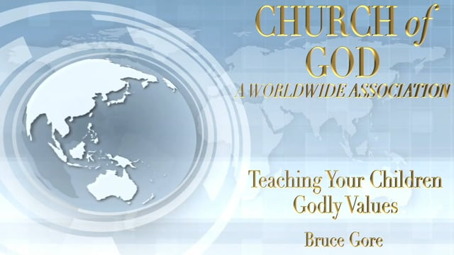 Teaching Your Children Godly Values