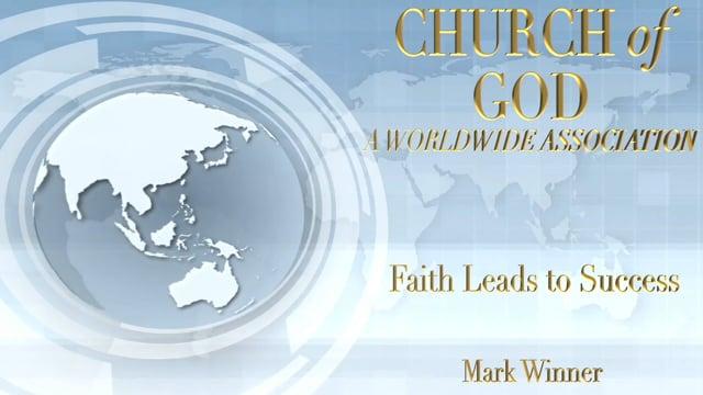 Faith Leads To Success