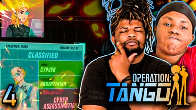 Trent & Flam's Operation: Tango Walkthrough EP. 4