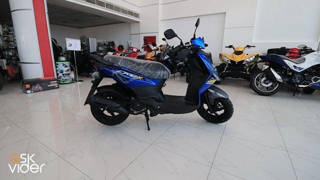 SYM CROX 150 - BLUE - 202...