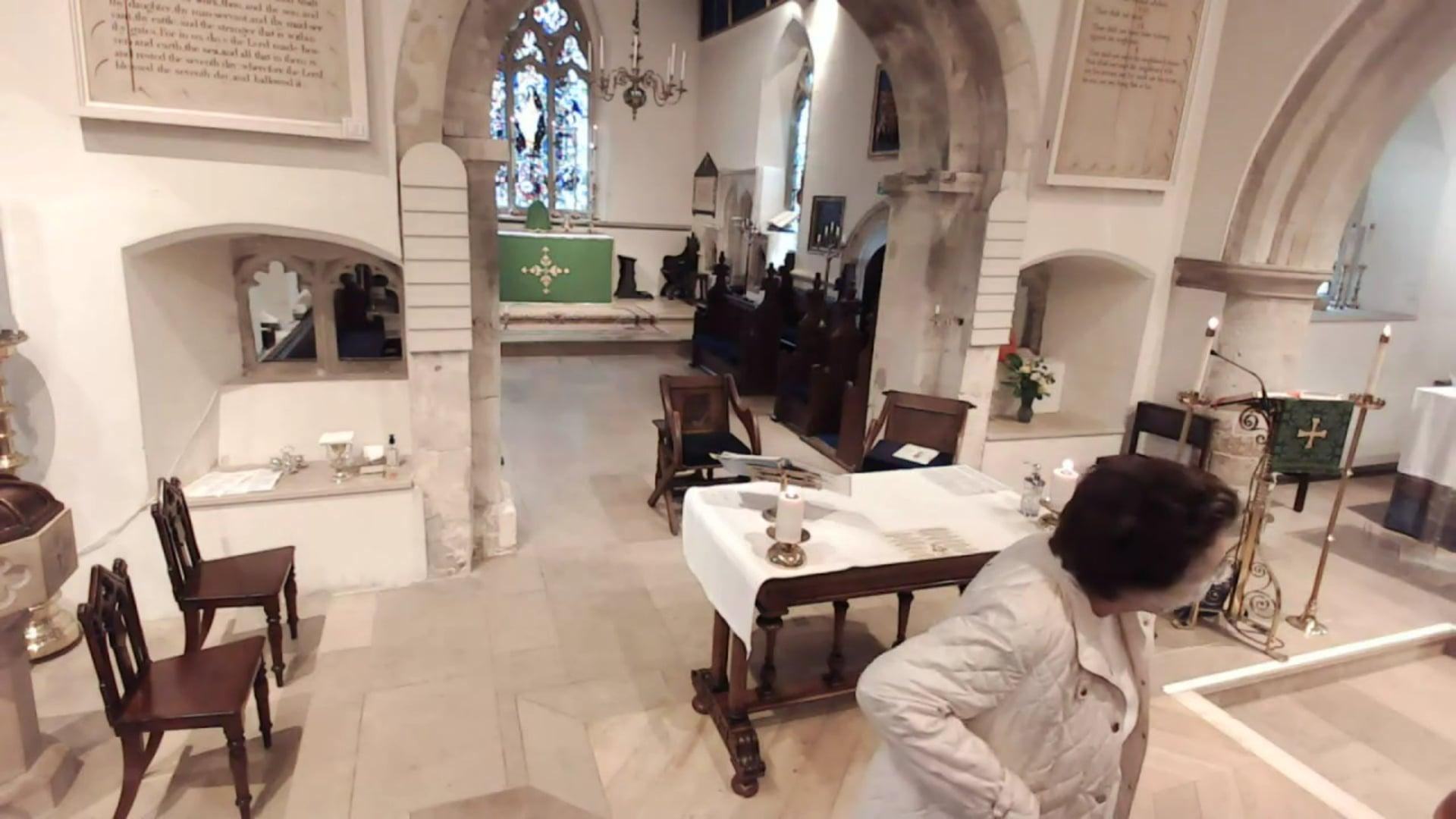 Sung Parish Eucharist