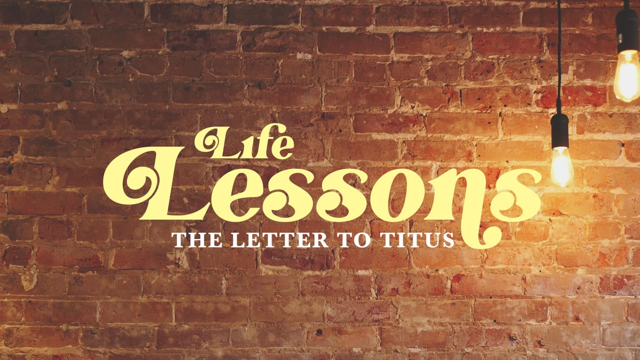 Life Lessons: Having the Right Perspective for your Life