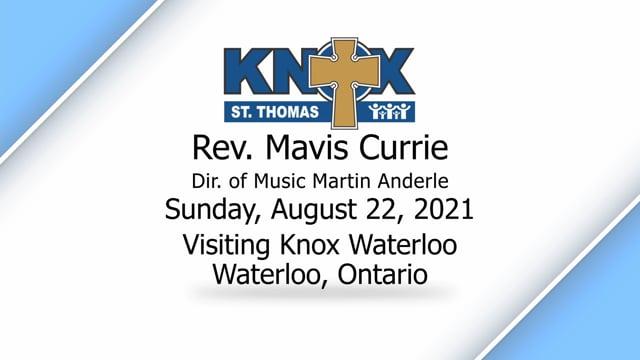 Knox - Sunday, August 22, 2021