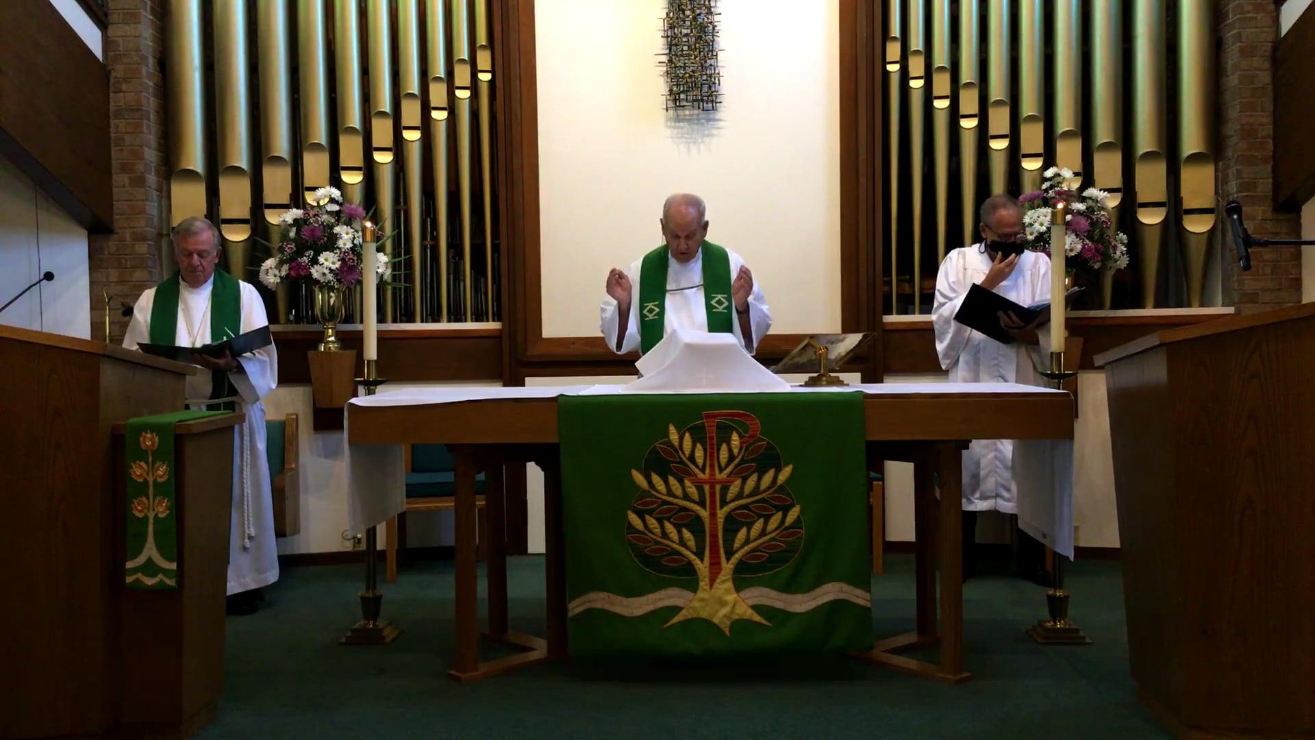 FLC Worship Service - August 22, 2021