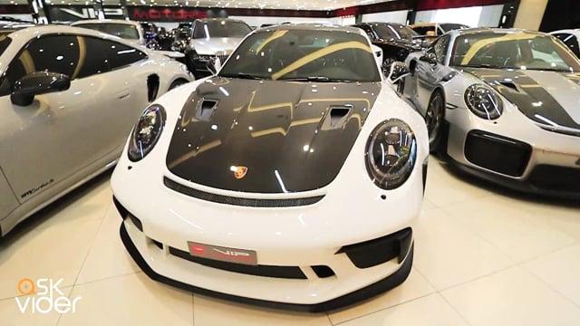 PORSCHE CARRERA GT3RS - W...