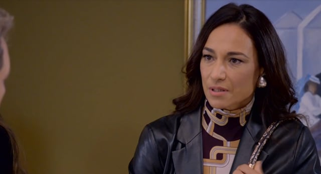 Isabel Serrano - Servir y Proteger