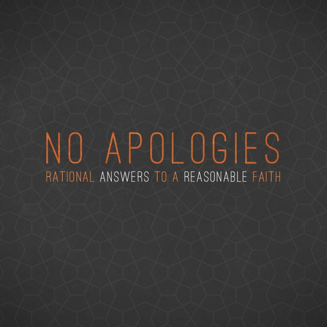 No Apologies - Week 2 - 10:30am - August 22, 2021
