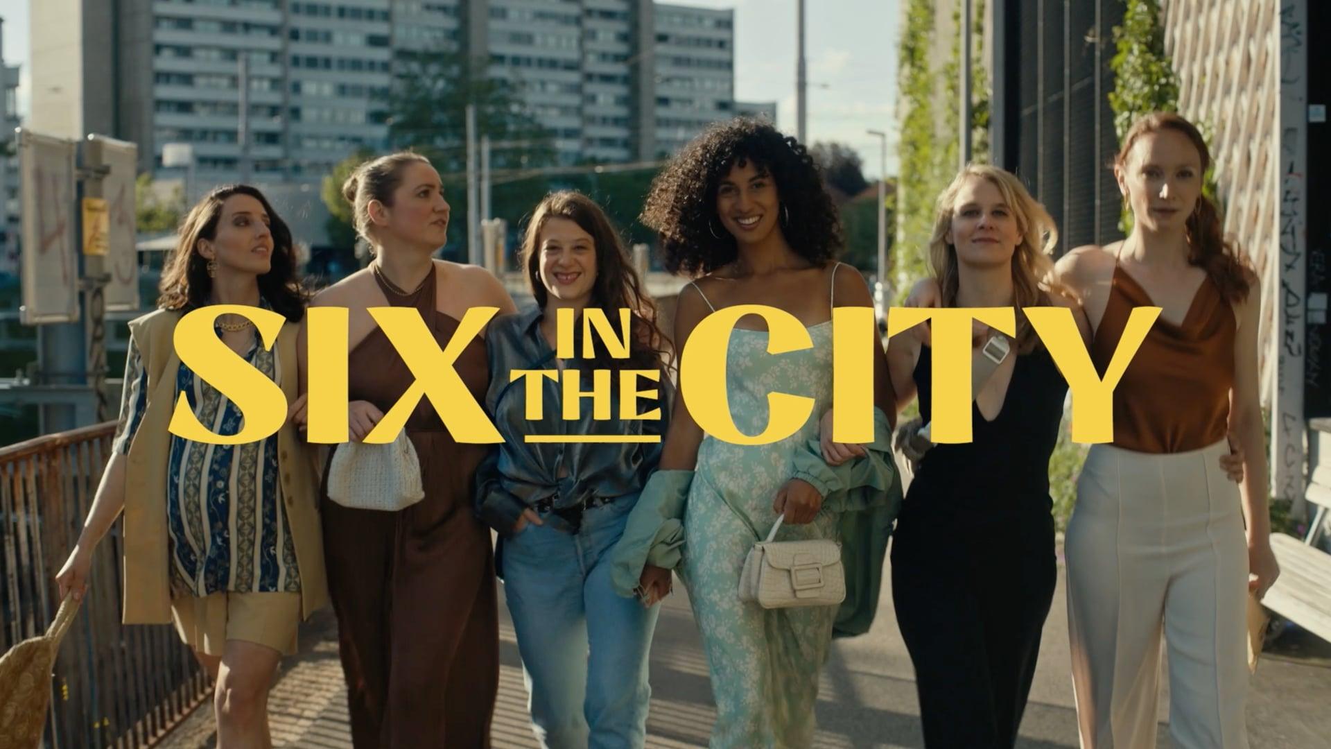Six in the City - Swiss Tourism Campaign